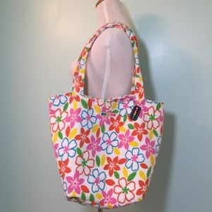 Beeposh Floral Beach Bag